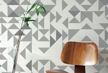 DECO / wallpaper / by sofybook