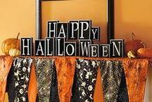 Halloween - My Favorite Holiday! / by Gayle Warner