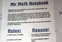 Math Notebook / by Sarah DeKeyser