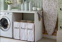 Laundry OCD / by Stephanie Bowling