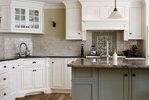 Kitchen / by Stephanie Bowling