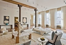 LOFT LIVING / by Obsessilicious