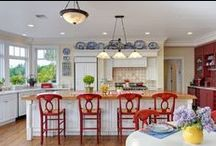 "Always In the Kitchen / Kitchen design, organization and ideas, because I am ""always in the kitchen!"" / by Judi Bennett"