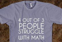 Math / by Stephanie Bowling