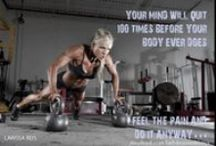 CrossFit & Bodybuilding Workout Motivation / Motivators, excersises, photos and movies for better performance at the gym :)