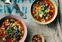 Soups, Stews, and Chilis / by Jessica Rosenberg