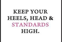 Fashion Quotes / Some fabulous quotes from my favorite FASHIONISTAS