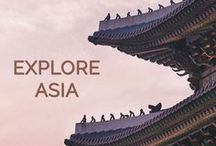 Explore Asia / Pin your travels anywhere from Asia. Inspire others to travel this part of the world. || To contribute, follow the board and submit a request: www.noshindulge.com/pinterestboardrequest