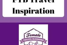 FTB Travel Inspiration / This is a place for Female Travel Bloggers to share their favorite Travel Quotes and inspirational posts. Post no more than 10 pins a day. For every Pin you add to this board, you must Re-Pin One of someone else's. VERTICAL pins only! If you would like to be a collaborator for this group board, visit http://bit.ly/FTBPin request to join, fill out the form, and search for the Pinterest Group Board thread.