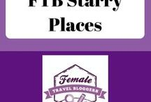 FTB Starry Places / This is a place for Female Travel Bloggers to share their favorite travel related pins about space and stars. Post no more than 10 pins a day. For every Pin you add to this board, you must Re-Pin One of someone else's. VERTICAL pins only! If you would like to be a collaborator for this group board, visit http://bit.ly/FTBPin request to join, fill out the form, and search for the Pinterest Group Board thread.