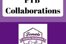 FTB Collaborations / This is a place for Female Travel Bloggers to share any collaborations you made/were a part of from FTB. Post no more than 10 pins a day. For every Pin you add to this board, you must Re-Pin One of someone else's. VERTICAL pins only! If you would like to be a collaborator for this group board, visit http://bit.ly/FTBPin request to join, fill out the form, and search for the Pinterest Group Board thread.