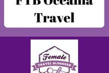 FTB Oceania Travel / This is a place for Female Travel Bloggers to share their favorite travel tips and experiences while in Oceania. Post no more than 10 pins a day. For every Pin you add to this board, you must Re-Pin One of someone else's. VERTICAL pins only! If you would like to be a collaborator for this group board, visit http://bit.ly/FTBPin request to join, fill out the form, and search for the Pinterest Group Board thread.