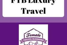 FTB Luxury Travel / This is a place for Female Travel Bloggers to share their favorite travel tips and experiences during luxury travel. Post no more than 10 pins a day. For every Pin you add to this board, you must Re-Pin One of someone else's. VERTICAL pins only! If you would like to be a collaborator for this group board, visit http://bit.ly/FTBPin request to join, fill out the form, and search for the Pinterest Group Board thread.