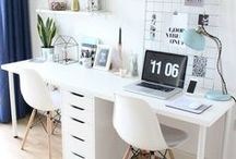 Office Organization / The best ideas to organize an office.