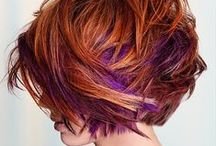 Hair Styles I Wish I Could ROCK! / by Jennifer Lowery
