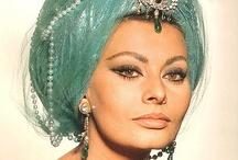 Sophia Loren / by Jessica Chanel