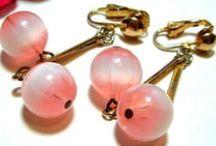 vintage earrings / by Patricia Grant