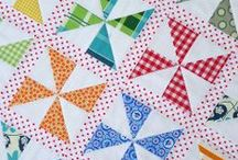 Quilts - Traditional / Old color schemes, new color schemes -- all on traditional blocks.   If you see your work, you are admired!  Please add your name and contact info if it is not shown. / by Sharon Leahy