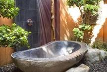 Home - Outdoor Space / Ideetjes voor buitenshuis - terras, patio, tuin, ...