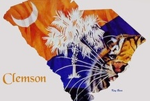 Clemson / by Lilly Mills