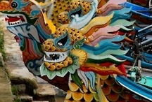 year of the dragon / i was born in the year of the dragon in chinese astrology / by Dee Gordon