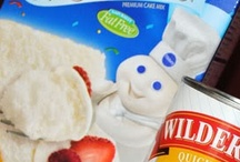 """healthier"" sweets / by Sarah Johnson Hernandez"
