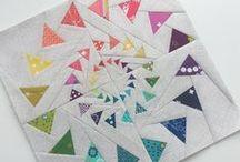 Quilts - Blocks - fun exotics / by Sharon Leahy
