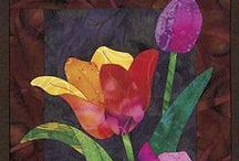 Quilts - Floral - 2 / by Sharon Leahy
