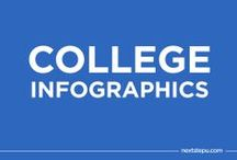 College infographics / by NextStepU