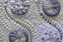 Free Motion Quilting - 2 / by Sharon Leahy