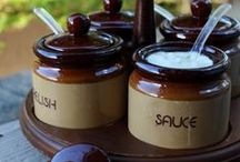 dressings, sauces & dips / by Dee Gordon