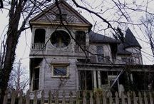 haunted & abandoned / by Dee Gordon