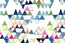 Geometric inspiration / by Natalie Ryan