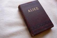 My Name Is Alice / Pure vanity.