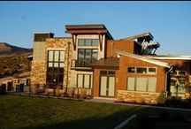 Southern Utah Living / Contemporary Southern Utah homes