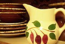 hull & mccoy pottery / by Dee Gordon