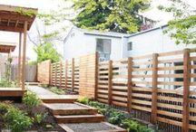 Deck and yard / by Kat Rueda