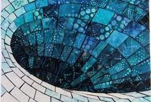 Quilts - Art Quilts - 3 / by Sharon Leahy