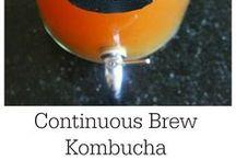Kefir - Kombucha - ... / Kefir (waterkefir, melkkefir), kombucha, ... ->> kefir recepten, melk kefir, water kefir, voordelen van kefir
