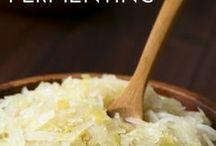 Fermenteren - Fermenting / Fermenteren van voeding