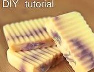 Soap Making / DIY soap making