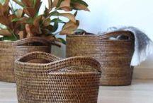 Manden - Baskets / mooie of handige manden