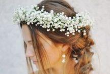 Bridal hair and headpieces