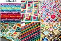 Crochet Pattern Roundups / Fun & Beautiful Crochet Pattern Collections -- Free and Paid