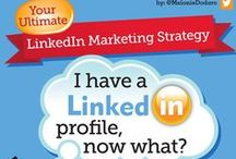 LinkedIn Marketing and Tips / Find the best LinkedIn Marketing tips here. If you enjoy these Pins please re-pin and share with your own audience.
