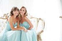 Allure® Bridesmaids / Bella Sera Bridal & Occasion proudly carries Allure® Bridesmaids gowns.
