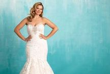Allure® Women / Bella Sera Bridal & Occasion proudly carries Allure® Women gowns.