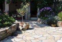 Garden - mediterranean / Mediterrane tuin