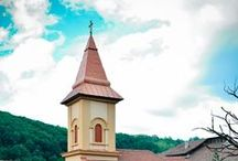 "Biserica ""Sf. Ierarh Iosif cel Nou de la Partoș"" Reșița / Romanian Orthodox Church ""St. Hier. Joseph of Partoș"" from Reșița, Caraș-Severin County, Romania The Church was built in 1865. Romanian Orthodox Diocese of Caransebeș"