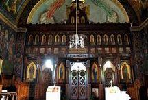 "Biserica ""Sfântul Mare Mucenic Dimitrie"" Cuptoare - Reșița / Romanian Orthodox Church ""St. Great Martyr Demetrius"" from Cuptoare - Reșița, Caraș-Severin County, Romania The Church was built in 1931. Romanian Orthodox Diocese of Caransebeș"